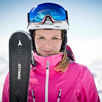 Esquís mujer
