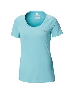 Columbia W Titan Trail Lite Short Sleeve