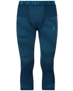 Odlo Pant Suw 3/4 Performance Blackcomb
