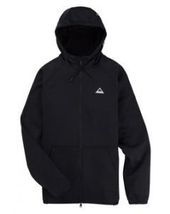 Burton Crown full zip black