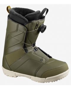 Salomon Faction Boa Olive