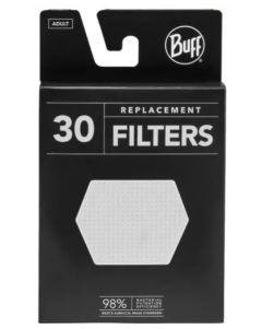 Buff Pack de filtros (30u) Jr