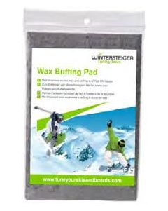 Wintersteiger Wax buffing Pad