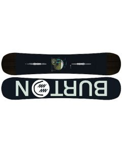 Burton Instigator Wide + Freestyle