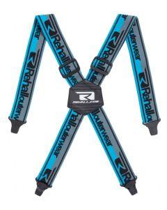 Rehall Suspenders Ultrablue