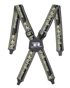 Rehall Suspenders Olive