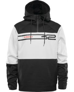 Thirty Two Signature Tech Hoodie Black