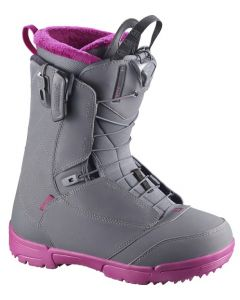 Salomon Pearl Grey